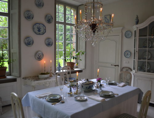 The dining room that took my breath away