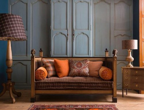 Honoured to see Lefèvre Interiors featured on brand new website Moissonnier