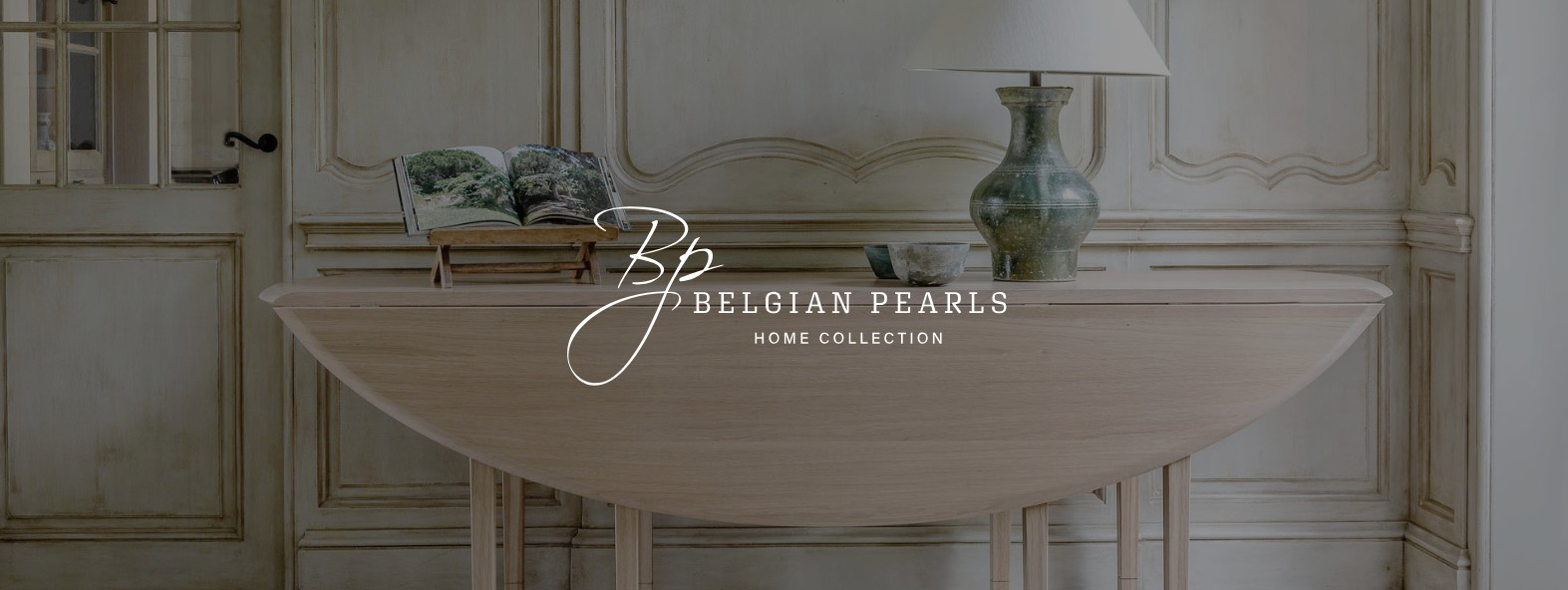 Belgian Pearls Home Collection Belgian Pearls