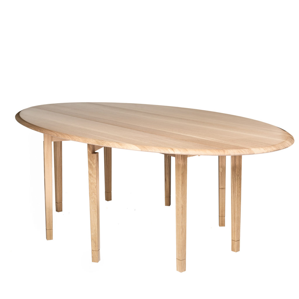 DIANE TABLE - Belgian Pearls Home Collection
