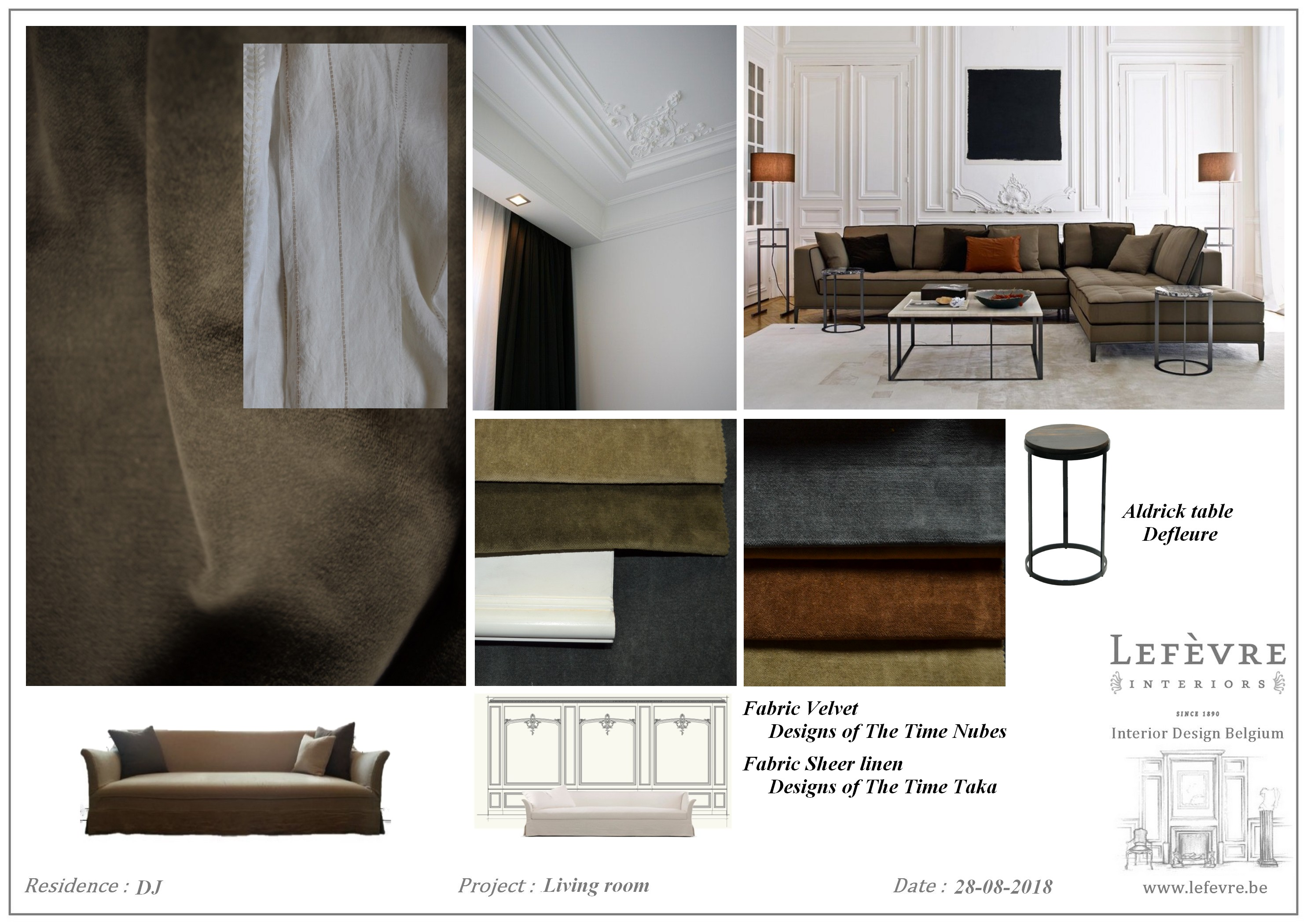 Creating Mood Boards Belgian Pearls,Scandinavian Style Livingroom