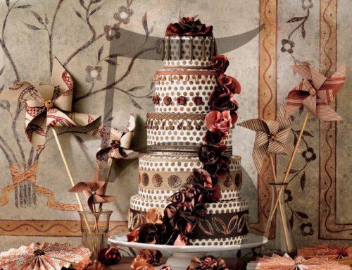 ANNIVERSARY CAKE FOR MILIEU MAGAZINE