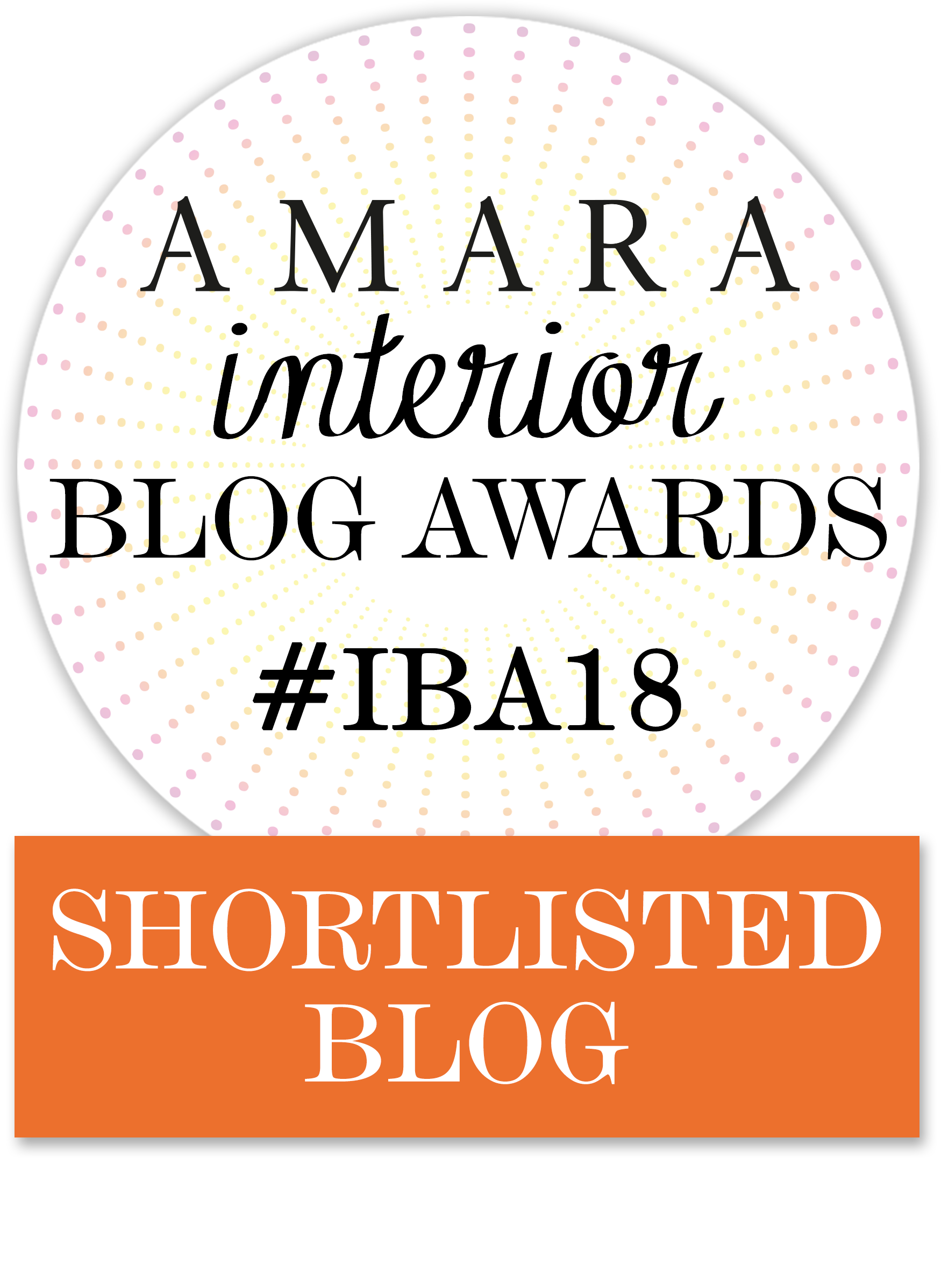 Amara interior BLOG AWARDS 2018