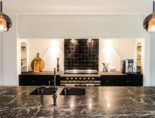 Belgian Kitchen Design – Recently installed bespoke kitchen