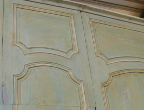 Endless inspiration by antique panelling