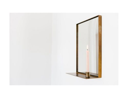 Belgian designed minimalist mirrors