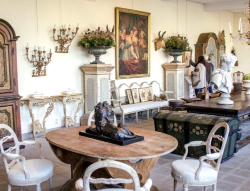 The Home of Scandinavian Antiques